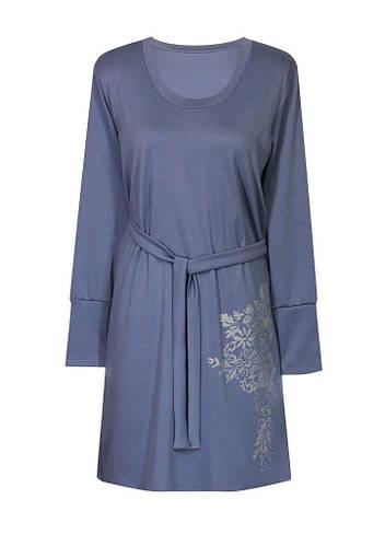 Платье с большим вырезом Маринка