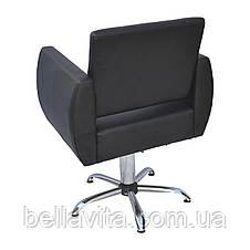 Кресло парикмахерское Бронкс на гидравлике, фото 3