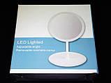 Зеркало с LED подсветкой круглое, фото 9