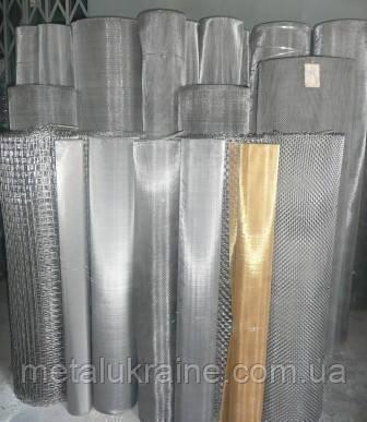 Сетка нержавеющая фильтровая 0,45х0,18 AISI 304 (1500мм)