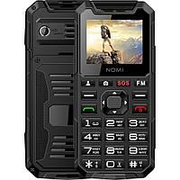 Мобильный телефон Nomi i2000 X-Treme Black