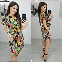 Женское платье больших размеров, фото 1