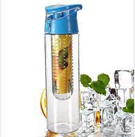 Бутылка Fruit Juice (Tritan Plastic) без ручки, фото 1