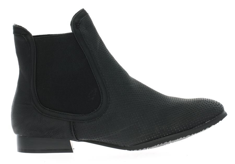 Женские ботинки MARVA BLACK