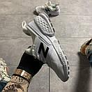 Женские кроссовки New Balance 574 White Black, фото 2
