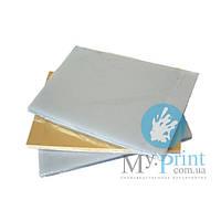Пластик для струйной печати. Серебряный (0314)