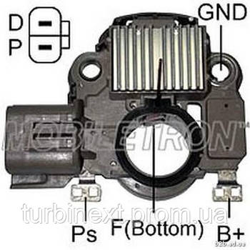 Регулятор напряжения генератора IM345 CN MAZDA Z59918W70, MITSUBISHI A866X35472 MOBILETRON VRH200995
