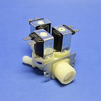 Клапан подачи воды 3/180 для стиральной машины универсальный, фото 3