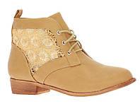 Женские ботинки MARYANN CAMEL, фото 1