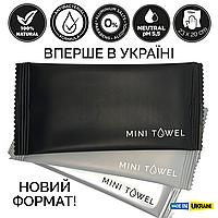 Вологі серветки саше в індивідуальній упаковці Преміум-якості