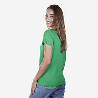 Футболка женская CIAO зеленая, фото 2