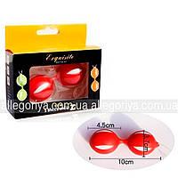 Вагинальные шарики со смещенным центром тяжести ESQUISITE  high quality, фото 4