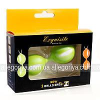 Вагинальные шарики со смещенным центром тяжести ESQUISITE  high quality, фото 7