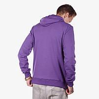 Худи мужское  FU фиолетовый, фото 2