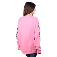 Свитшот женский PARIS KENZO розовый, фото 2