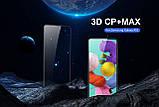 Nillkin Samsung Galaxy A51 3D CP+MAX Anti-Explosion Glass Screen Protector Black Защитное Стекло, фото 2