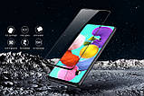 Nillkin Samsung Galaxy A51 3D CP+MAX Anti-Explosion Glass Screen Protector Black Защитное Стекло, фото 3