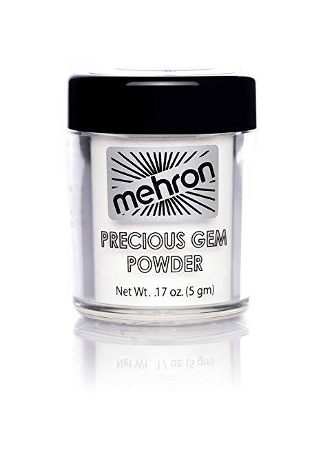 MEHRON Сияющие пигменты Celebré Precious Gems, Pearl (Жемчуг), 5 г