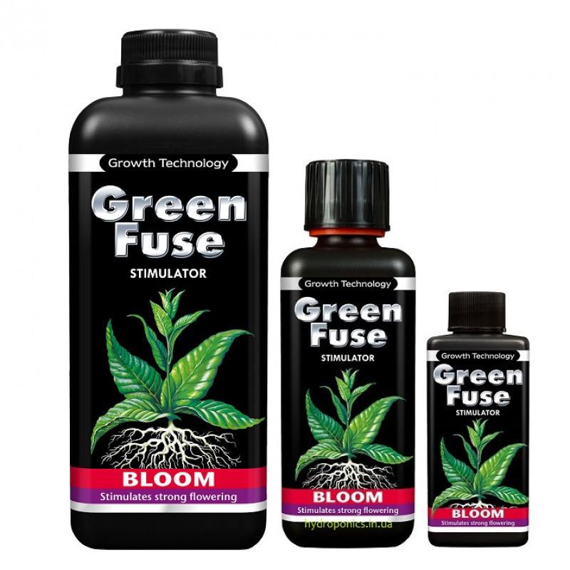Growth Technology Green Fuse Bloom стимулятор цветения 1л