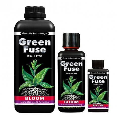 Growth Technology Green Fuse Bloom стимулятор цветения 1л, фото 2