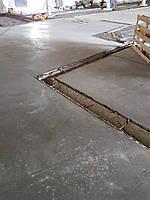 Устройство промышленных полов с вентилируемыми каналами в складах напольного хранения, ангарах