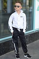 Белая рубашка на мальчиков Fashion, фото 1