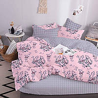Комплект постільної білизни ТЕП Beauty Odour бязь 210-200 см рожевий