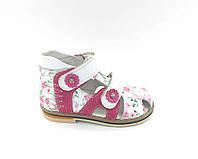Босоніжки, сандалі, профілактичні, ТМ FS, для дівчинки, р. 23 - 15,5 см, фото 1