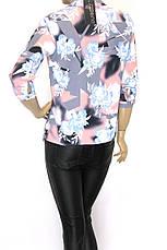 Блузка-сорочка на ґудзиках Purezza, фото 2