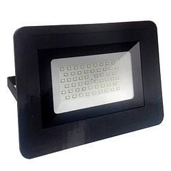 Прожектор світлодіодний 100w 6200K IP65 slim SMD2835