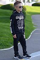 Детский костюм унисекс Вайкики черный, фото 1