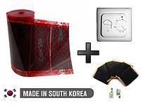 Инфракрасный теплый пол RexVa PTC 305 Автономное отопление инфракарсчный обогреватель из Кореи