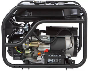 Бензиновый генератор Hyundai HHY 3050FE, фото 2