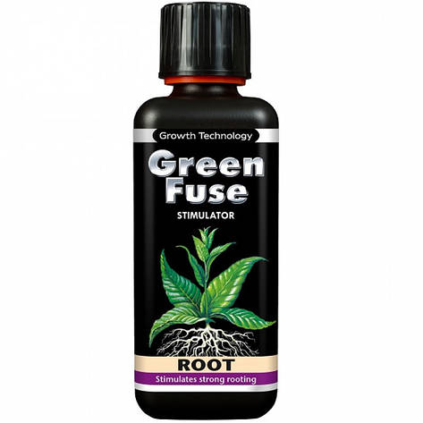 Growth Technology Green Fuse Root 100 мл, фото 2
