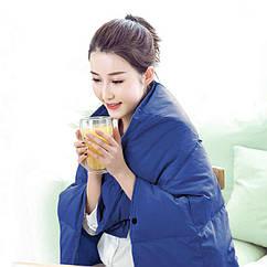 Мультифункциональное одеяло с подогревом Xiaomi PMA B20 Heating Blue