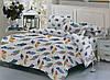 Комплект постельного белья ТЕП Oksana бязь 210-200 см разноцветный
