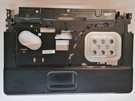 Б/У корпус крышка клавиатуры (топкейс) для HP Compaq 615, 610 (538447-001 / 6070b0351201), фото 2