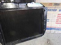 Радиатор водяного охлаждения ЗИЛ-130,131 (3-х рядн.) (пр-во ШААЗ)
