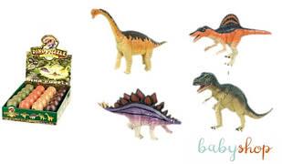 Набор динозавров в яйце 6566 (12/2) ЦЕНА ЗА 20 ШТУК В БЛОКЕ