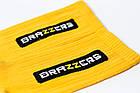 Мужские носки LOMM Premium Brazzers желтые, фото 2