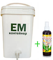 ЭМ-контейнер+препарат для ЭМ-контейнера Kalius 200 мл