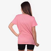 Футболка женская NEFERTITI розовая, фото 2