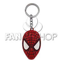 "Брелок ""Людина павук"", металевий, супергерої, Брелок ""Маска Спайдермена"", фото 3"
