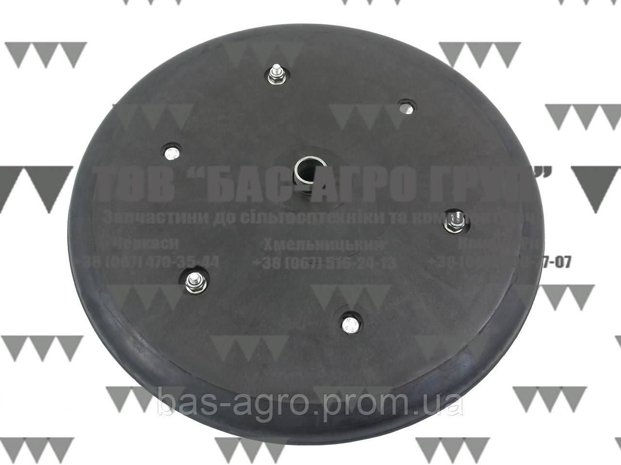 Колесо прикатывающее 300х25L Gaspardo F06120076 аналог