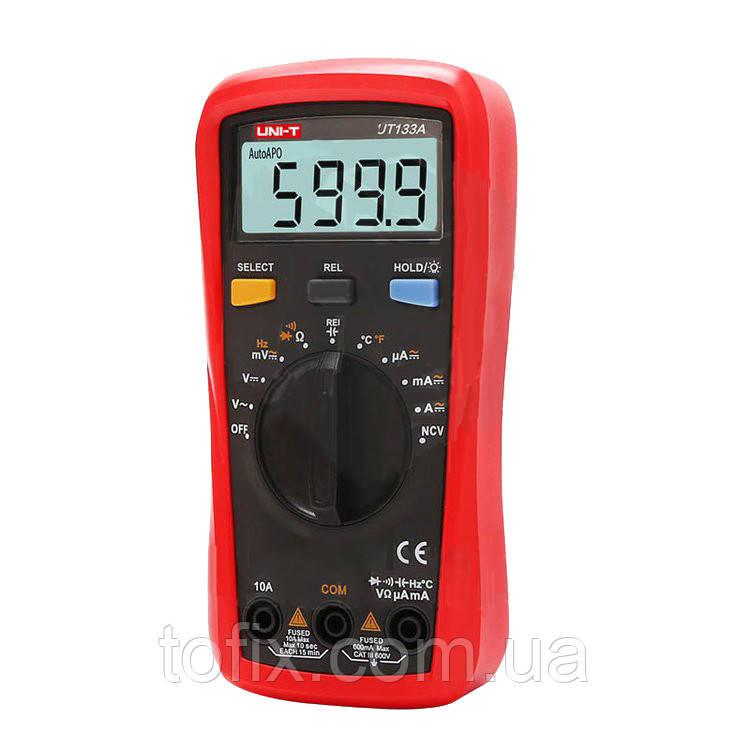 Цифровий мультиметр Pro'sKit 1133A (UT133A)