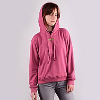 Толстовка STAR розовая, фото 5