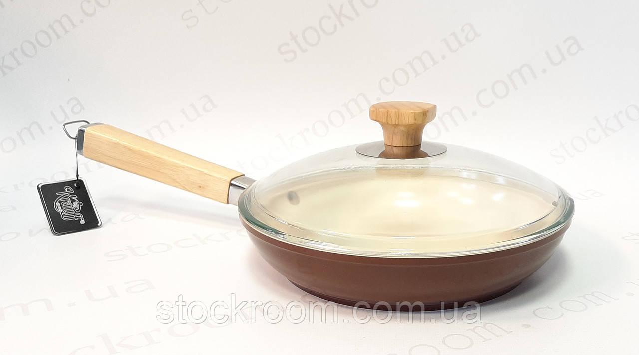 Сковорода с керамическим покрытием Krauff 25-45-050 Ø 22 см