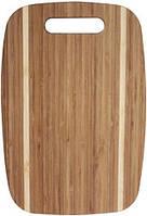 """Доска разделочная """"Bamboo"""" 30х20см, бамбуковая"""