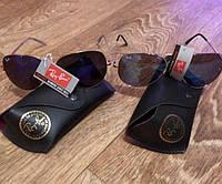 Солнцезащитные очки Ray Ban Фиолетовые