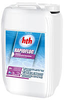 Флокулянт hth жидкий (быстрого действия), 20 л RAPIDFLOC